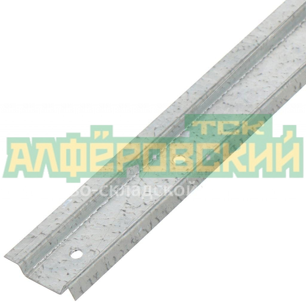 shina dlya krepleniya lotkov dlya metizov idea m2980 7x590x50 mm 5f8e0ccb7495b - Шина для крепления лотков для метизов Idea М2980, 7x590x50 мм