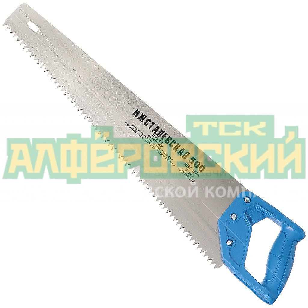 nozhovka po derevu izhstal tnp lyuks 8 mm 500 mm 5fa07027ad61f - Ножовка по дереву Ижсталь-ТНП Люкс 8 мм, 500 мм