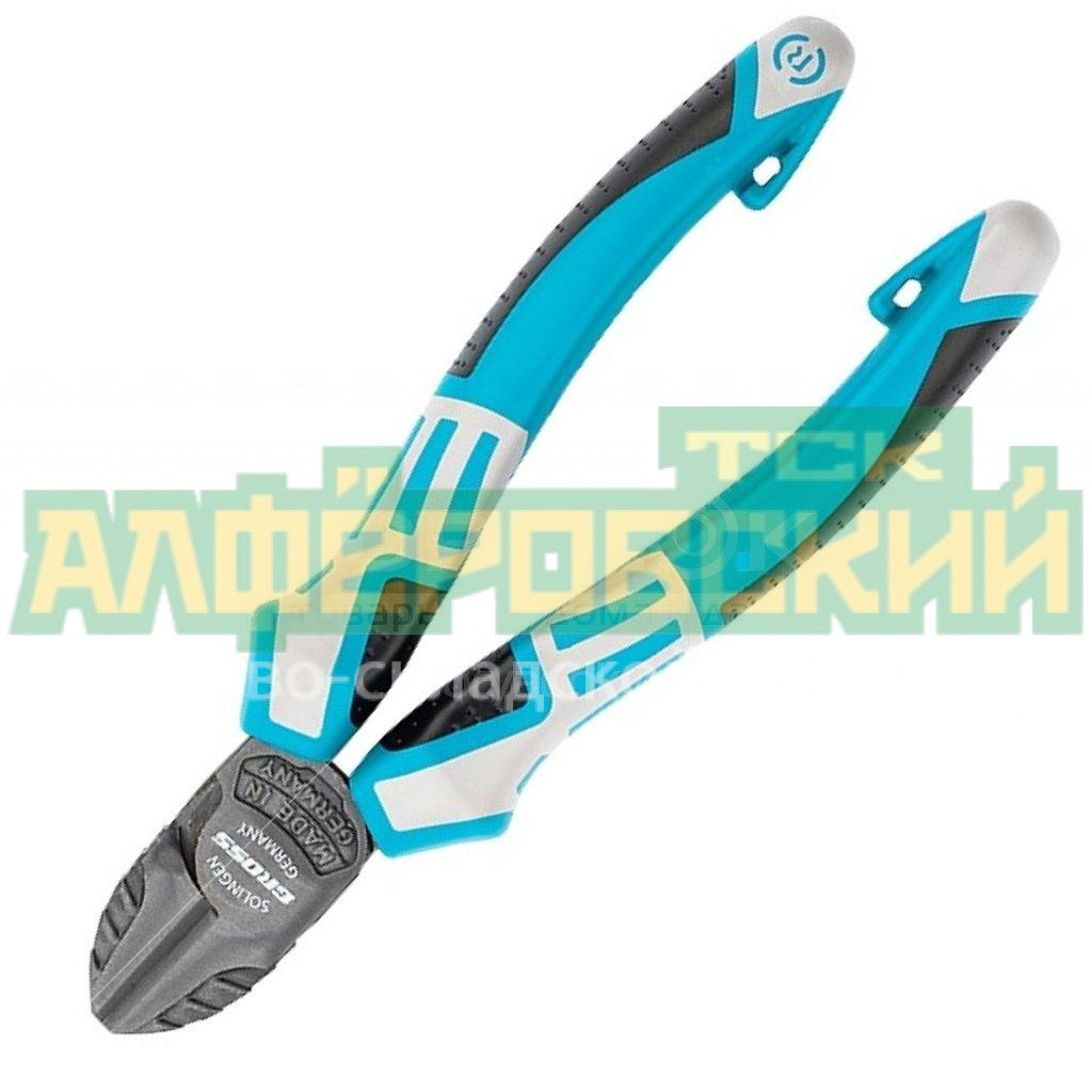 bokorezy s trehkomponentnymi ruchkami gross 17571 160 mm 5fe1039c62c9a - Бокорезы с трехкомпонентными ручками Gross 17571, 160 мм