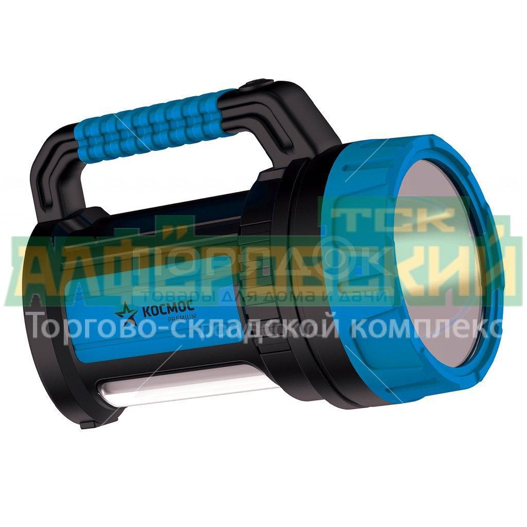 fonar ruchnoj kosmos kosaccu9107wusb premium akkumulyatornyj 7w led 5fe1a5a4d6a8e - Фонарь ручной Космос KOSACCU9107WUSB Premium аккумуляторный, 7W LED