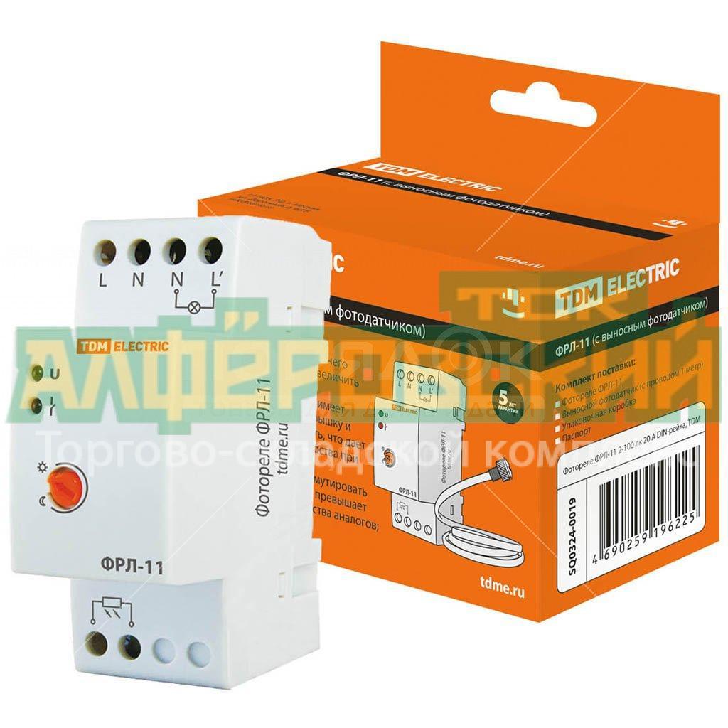 fotorele tdm electric sq0324 0019 20 a frl 11 2 100lk 5fe19bbebf4ae - Фотореле TDM Electric SQ0324-0019 20 A ФРЛ-11 2-100Лк