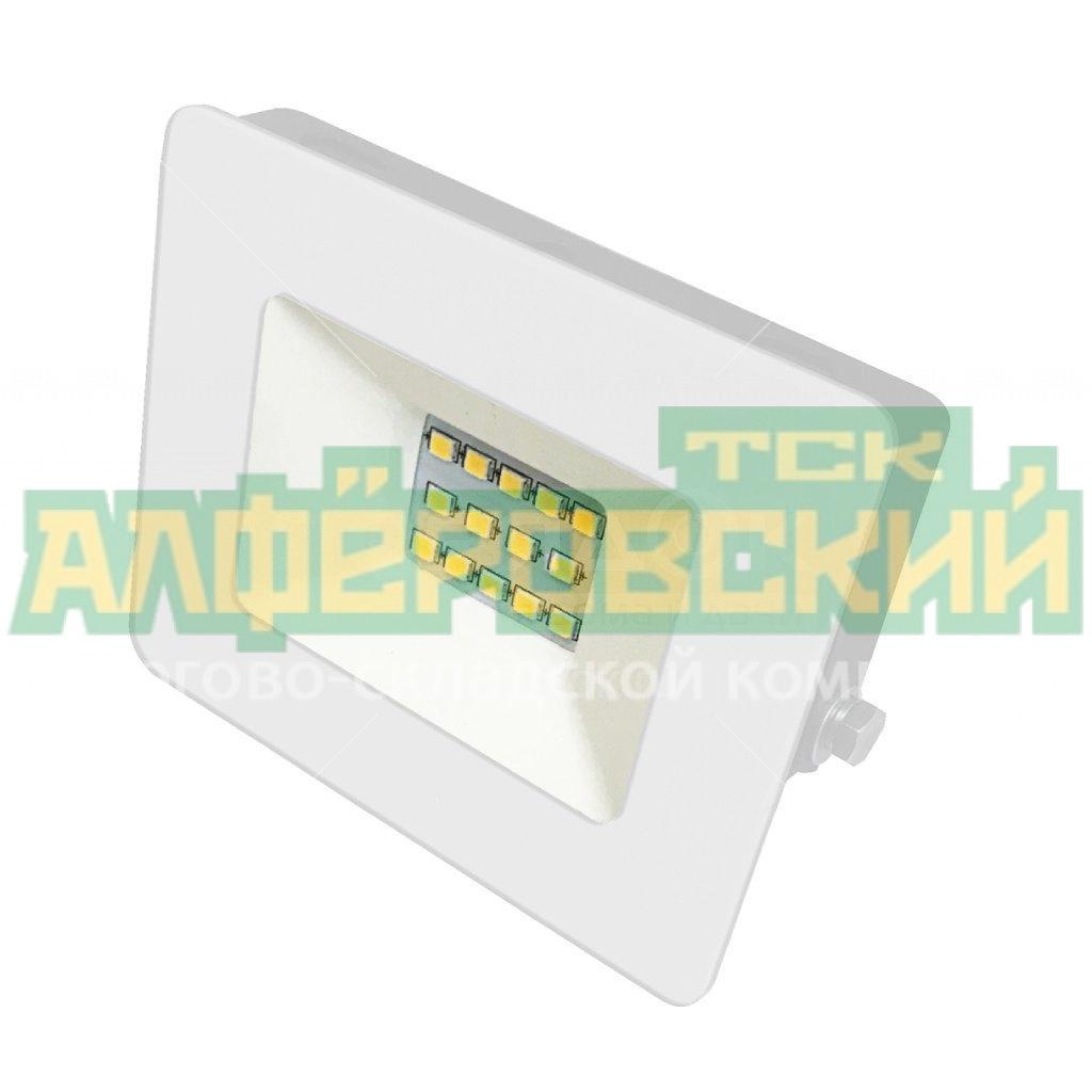 prozhektor svetodiodnyj ultraflash 10 vt lfl 1001 c01 belyj 5fcf2e454bb92 - Прожектор светодиодный Ultraflash, 10 Вт, LFL-1001 C01 белый