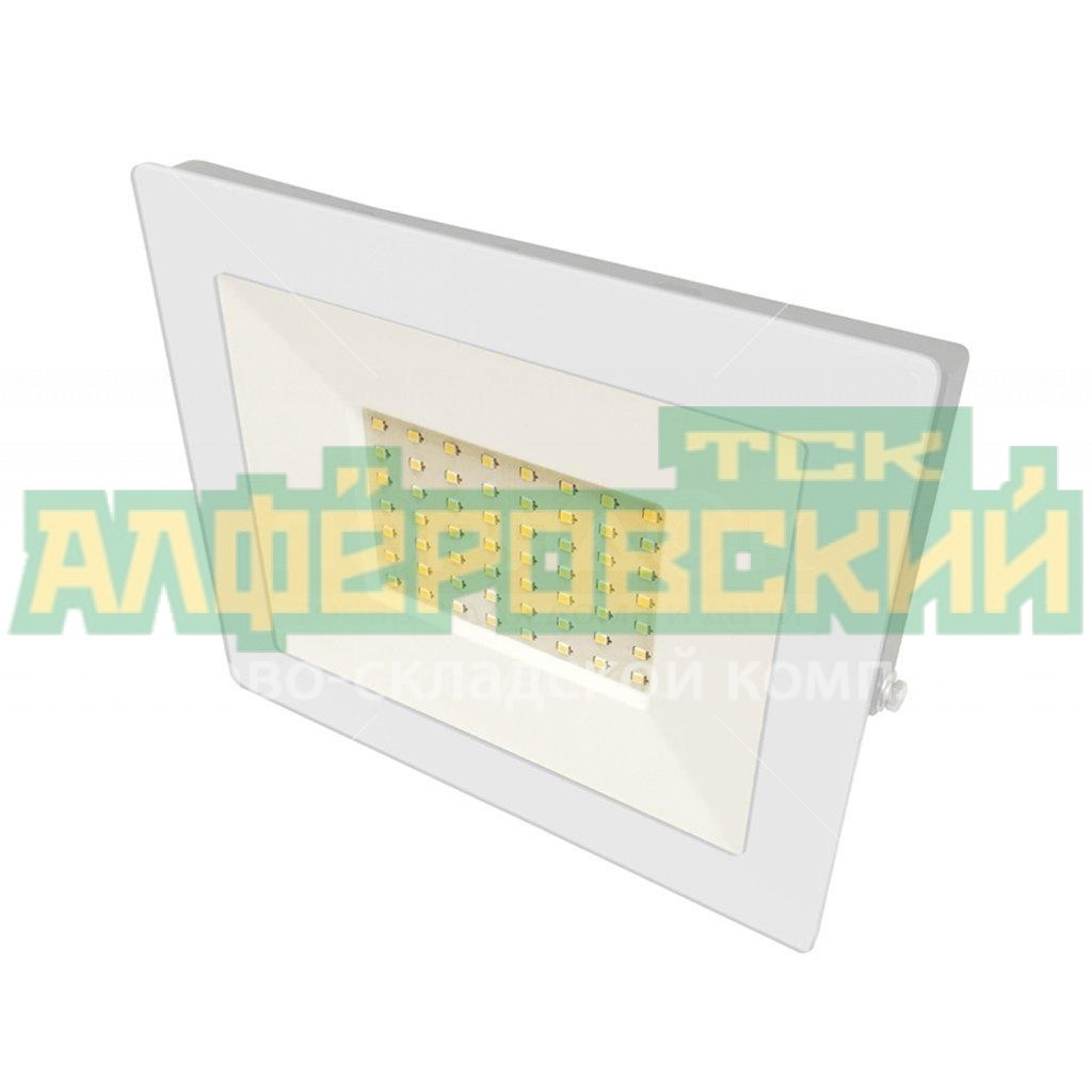 prozhektor svetodiodnyj ultraflash 50 vt lfl 5001 c01 belyj 5fcf2e3e5f3b6 - Прожектор светодиодный Ultraflash, 50 Вт, LFL-5001 C01 белый